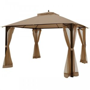 12'x10' Double Top Patio Gazebo Home Outdoor Use for Sale in Los Angeles, CA
