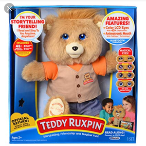 Teddy Ruxpin - The Storytelling and Magical Bear for Sale in Lemoore, CA