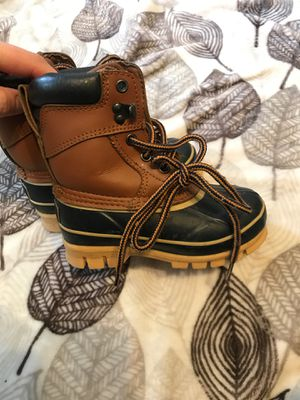 Boys Thermolite boots..size 10 for Sale in Lodi, CA