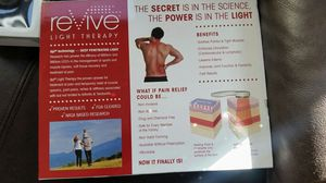 Light therapy. .new in box for Sale in Springfield, VA