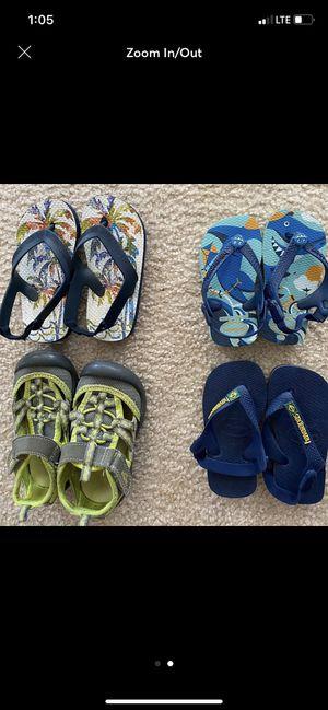 Havainnas Summer slippers/shoe lot size 7/8 unisex for Sale in Fairfax Station, VA
