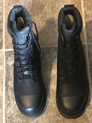 2 pair Never used steel toe no slip boots size 8. for Sale in New Columbia, PA