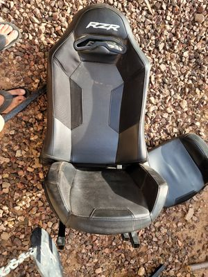 2020 rzr seats with pass through. for Sale in Goodyear, AZ