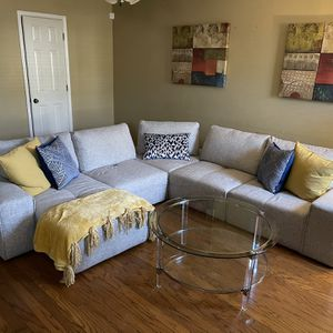 Rooms to Go Adjustable Sectional for Sale in Atlanta, GA