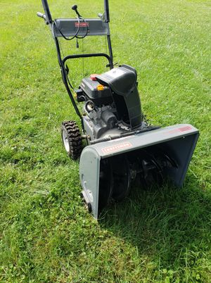 Craftsman snowblower for Sale in Saint Clairsville, OH
