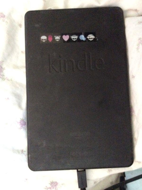 """Amazon Kindle Fire 7"""" Tablet 8GB Android OS - Black (D01400)"""