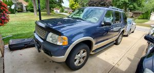 2005 Ford Explorer Eddie Bauer V8 4 X 4 for Sale in Wood Dale, IL