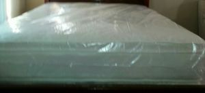 King new pillow top thick bed for Sale in Lodi, CA