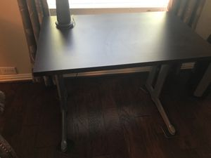 Sturdy metal printer table or desk for Sale in Houston, TX