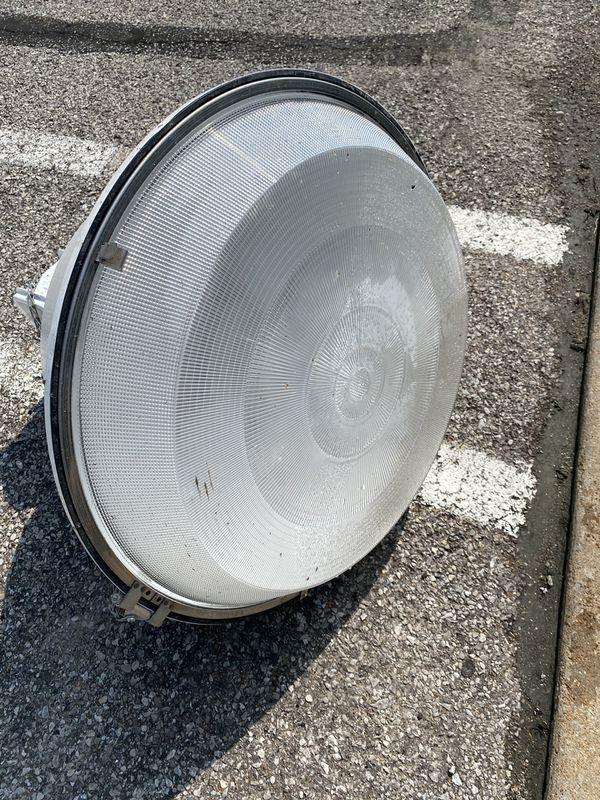 Shop garage lights