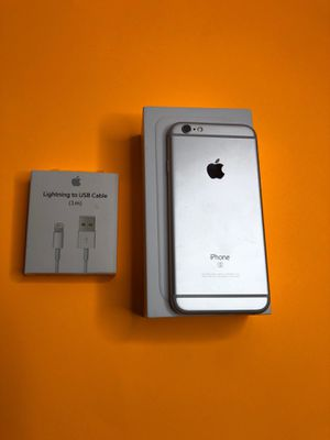 iPhone 6s 32GB Unlocked Carrier & iCloud for Sale in San Francisco, CA