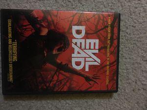 Evil Dead DVD for Sale in Silver Spring, MD