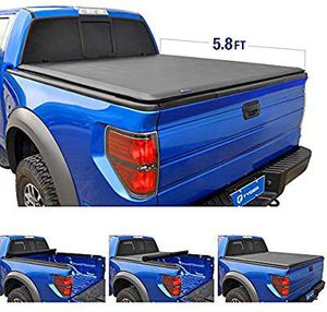 Ram Truck Tyger Auto T1 Roll Up Truck Bed Tonneau Cover TG-BC1D9018 for Sale in Winter Park, FL
