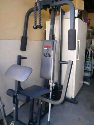 Weider Home Gym for Sale in Santa Maria, CA