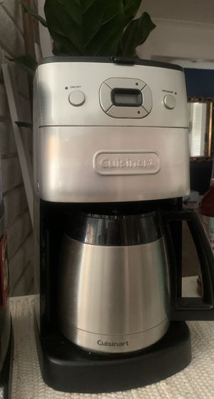 Cuisinart grind and brew coffee maker for Sale in Clovis, CA