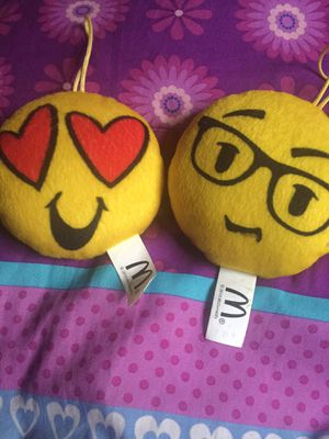 McDonald's plush emojis for Sale in Hazlehurst, GA