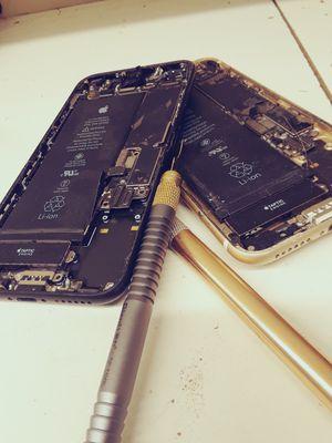 Iphone 7, iPhone x for Sale in Phoenix, AZ