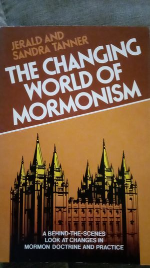 The Changing World of Mormonism LDS for Sale in Sioux Falls, SD
