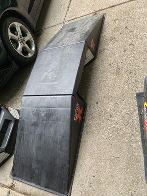 Ten Eighty Launch Ramp Set BMX Scooter Skateboard Bike Fly Box SkatePark Skates for Sale in Northville, MI