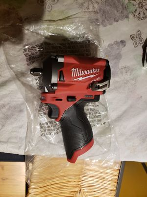 M12 Milwualkee impact wrench 3/8 for Sale in Maryland City, MD