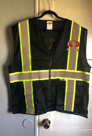 49ers Safety Vest ! Please Read! for Sale in Pomona, CA