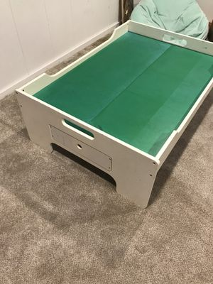 Kids play table, toy storage for Sale in Highland Beach, MD