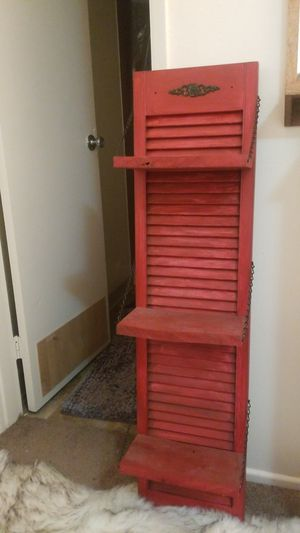 Red wall shelves for Sale in Beaverton, OR
