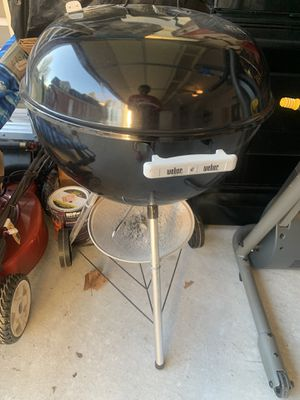 Weber BBQ Grill for Sale in Chesapeake, VA