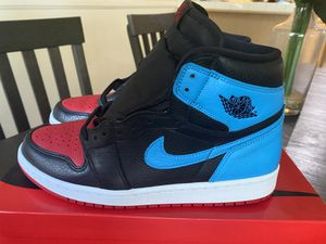 Jordan 1 UNC to Chicago size 10 men for Sale in Baldwin Hills, CA