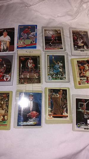 Basketball baseball football cards 90's for Sale in Hoffman Estates, IL