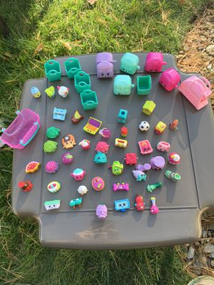 Shopkins bundle for Sale in Stoughton, MA