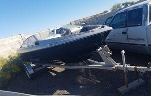 1986 Bayliner Capri Boat & Trailer for Sale in Phoenix, AZ
