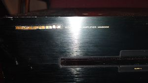 Marantz mm 9000 amp thx ultra for Sale in Columbus, OH