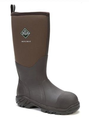 MEN'S ARCTIC PRO STEEL TOE Work Boots for Sale in Tampa, FL