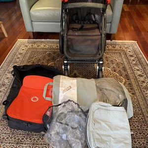 Bugaboo Stroller, Prego High Chair, Lolly Crib & Organic Mattress and much more for Sale in Boston, MA