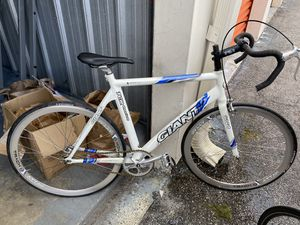GIANT TCR Omnium road or track bike for Sale in Orlando, FL
