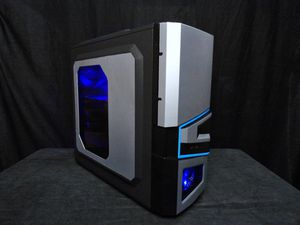 Project Silver Surfer - Gaming Streaming PC for Sale in Hershey, PA