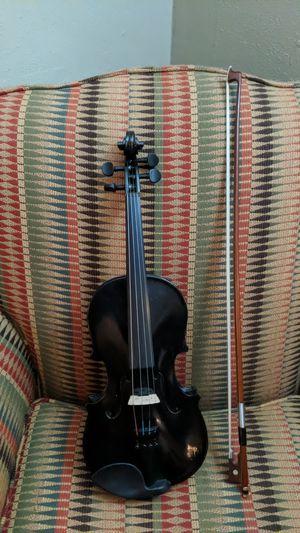 Black half size violin for Sale in Portland, OR