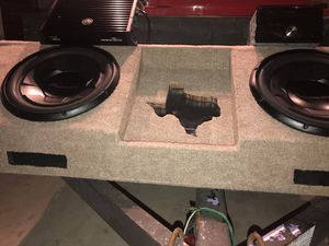 """Unigue """"texas edition"""" subwoofer for Sale in Austin, TX"""