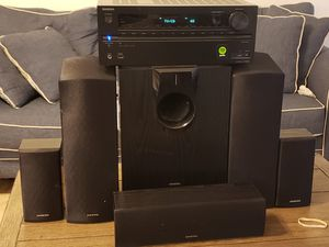 Onkyo sound system for Sale in Houston, TX