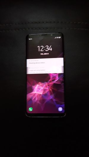 Samsung Galaxy S9 for Sale in Egg Harbor City, NJ