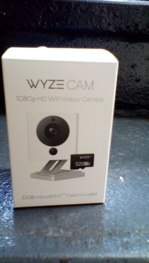 Wyze cam for Sale in Fort Lauderdale, FL