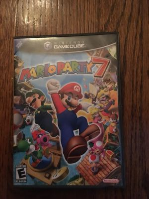 Mario party 7 for Sale in Natrona Heights, PA