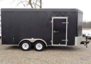 $1OOO-Price2006 Interstate IWD 716 TA2 Enclosed Cargo Trailer for Sale in Irvine, CA
