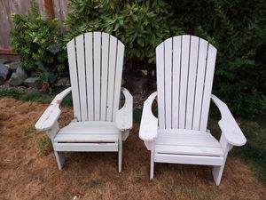 Patio chairs for Sale in Enumclaw, WA