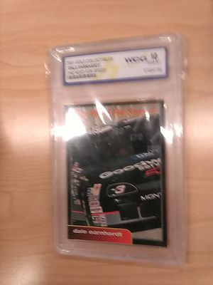 Dale Earnhart Graded NASCAR Card for Sale in Kissimmee, FL