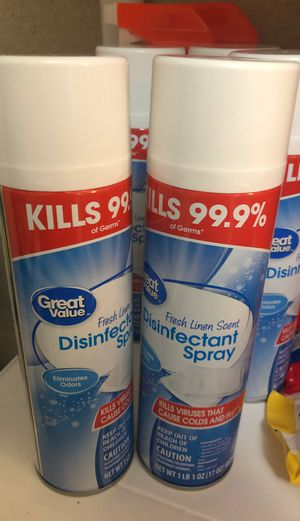 Disinfectant Spray for Sale in Dudley, NC