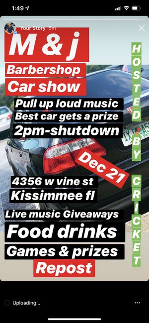 Car show event for Sale in Kissimmee, FL