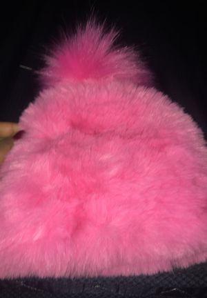 Pink Steve Madden Winter Hat for Sale in Houston, TX