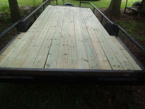 16ft trailer for trade or sale for Sale in OLD RVR-WNFRE, TX